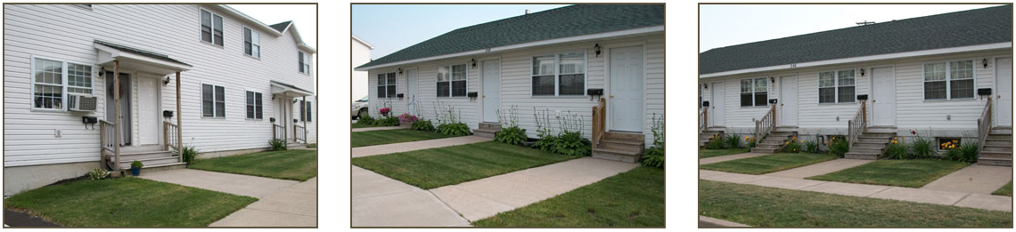 Photo of College Housing at 264 2nd Street, Oswego NY